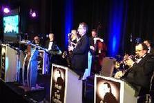 Frank Lamphere's Rat Pack Jazz at the Hyatt Regency downtown. Performing at the Little City Annual Gala 2013