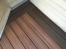 Trex decking installed by Lombard IL contractor A-AFFORDABLE DECKS