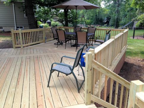 Downers Grove Deck Contractor - A-Affordable Decks