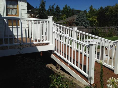 Deck Builder Villa Park Illinois Deck Porch Builder In