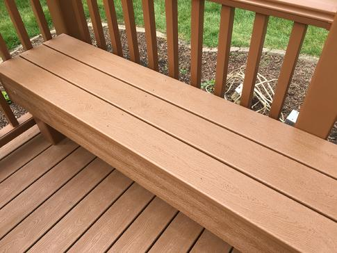 Trex composite material - A-Affordable Decks